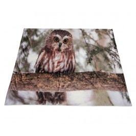 Pléd Owl 140x160 cm
