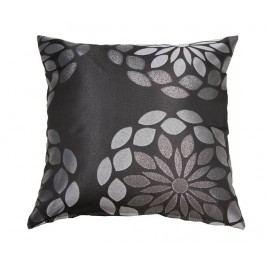 Dekorační polštář Fresco Black 45x45 cm