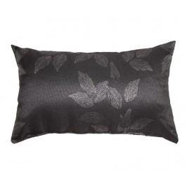 Dekorační polštář Germi Black 30x50 cm