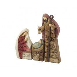 Sada 3 dekorací Nativity