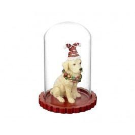 Dekorace Christmas Dog