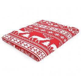 Deka Reindeer Lace 120x170 cm
