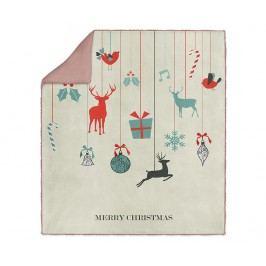 Deka Christmas Chant 160x220 cm