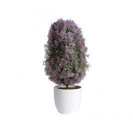Umělá rostlina v květináči Plante Limonium Parma