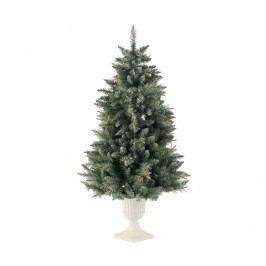Umělý vánoční stromek v květináči Montana Icy 120 cm