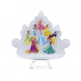 Světelná dekorace Princess Crown Holidazzler