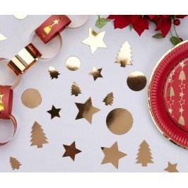 Stolní dekorace Merry Christmas