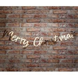Girlanda Merry Christmas