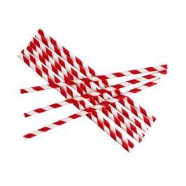 Sada 25 brček White Stripes