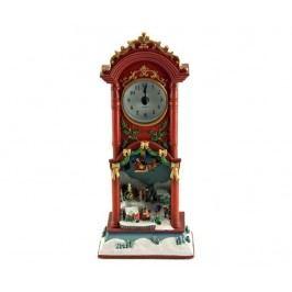 Hudební dekorace Clock