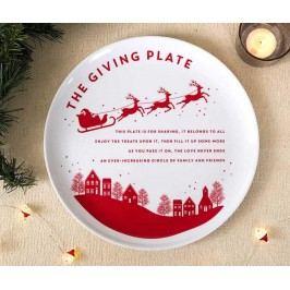 Dekorační talíř Sharing Plate