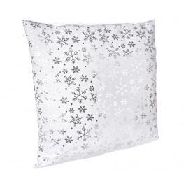 Dekorační polštář Snowflakes 40x40 cm