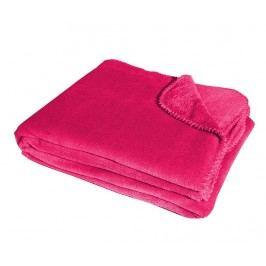 Pléd Framboise Pink 125x150 cm