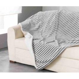Pléd Sydney Grey 125x150 cm