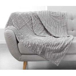 Deka Fourrure Simba Grey 180x220 cm
