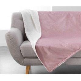 Deka Sherpa Austral Powder Pink 180x220 cm