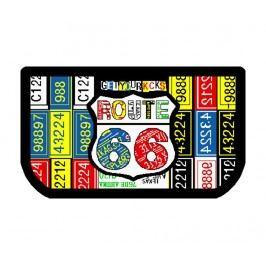 Vchodová rohožka Colour Plate Route 44x75 cm