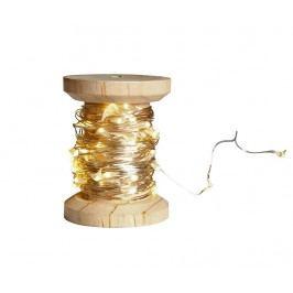 Světelná girlanda Bobine Gold
