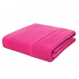 Pléd Lora Neon Pink 130x170 cm