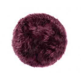 Polštář na sezení Fluffy Plum 35 cm