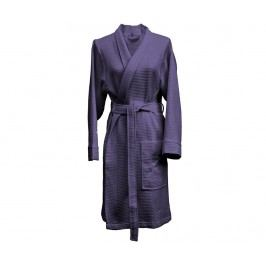 Dámský župan Waffel Short Vintage Purple XL