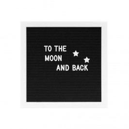 MESSAGE BOARD Tabule na vzkazy 30x30 cm