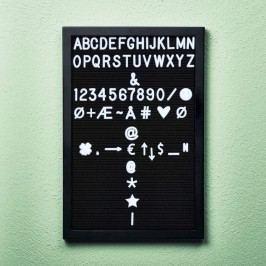 MESSAGE BOARD Tabule na vzkazy 45 x 30 cm