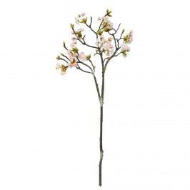 FLORISTA Větvička kvetoucí třešeň 30 cm - světle růžová