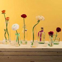 ANTJE Skleněná váza