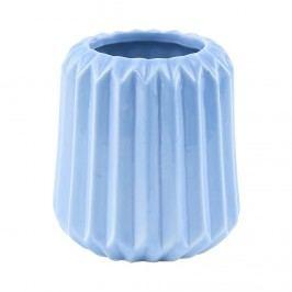 SPHERE Váza 8,4 cm - světle modrá