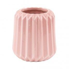 SPHERE Váza 8,4 cm - růžová