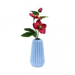 SPHERE Váza 18 cm - světle modrá