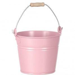 ZINC Kbelík 1,5 l - růžová