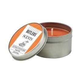 SCENTS Aromatická svíčka v dóze/pomeranč