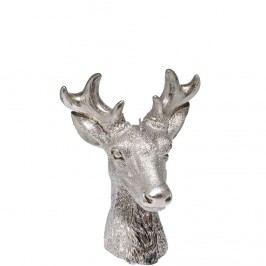 FLAMBEAU Svíčka Hlava jelena 10 cm
