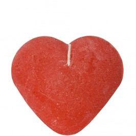 HEART Svíčka Srdce 11 cm