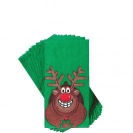 X-MAS Kapesníčky Vánoční dekorace