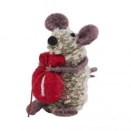 ADVENT Dekorační myšky 1-4