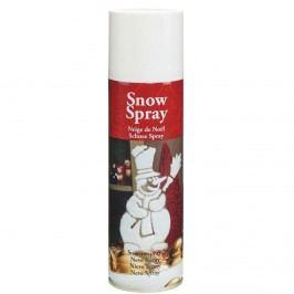 X-MAS Sníh ve spreji Vánoční dekorace