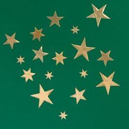 STARS Dekorační nálepky hvězdy