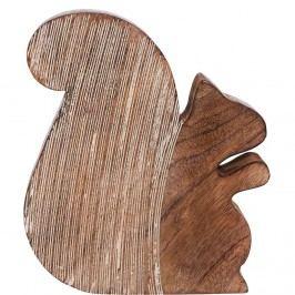 FOREST Dřevěná veverka