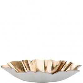 X-MAS Zlatý talíř, set 3 ks