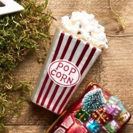 HANG ON Ozdoba popcorn