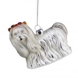HANG ON Ozdoba bišonek Vánoční dekorace