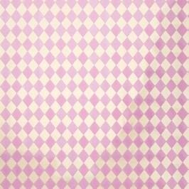 SURPRISE Balicí papír - růžová/stříbrná