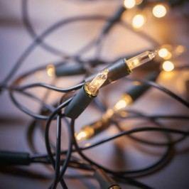 Obrázek HAPPY HOLIDAYS Světelný řetěz 20 světel Vánoční osvětlení