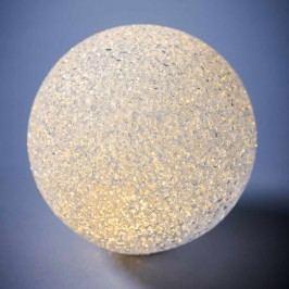 BRIGHT NIGHT LED Sněhová koule