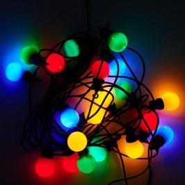 HAPPY HOLIDAYS LED Extenze 20 světel Vánoční osvětlení