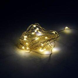 Obrázek TWINE LIGHTS LED Světelný řetěz 20 světel Vánoční osvětlení