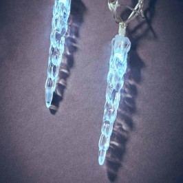 BRIGHT LIGHTS Světelný řetěz s LED rampuchy